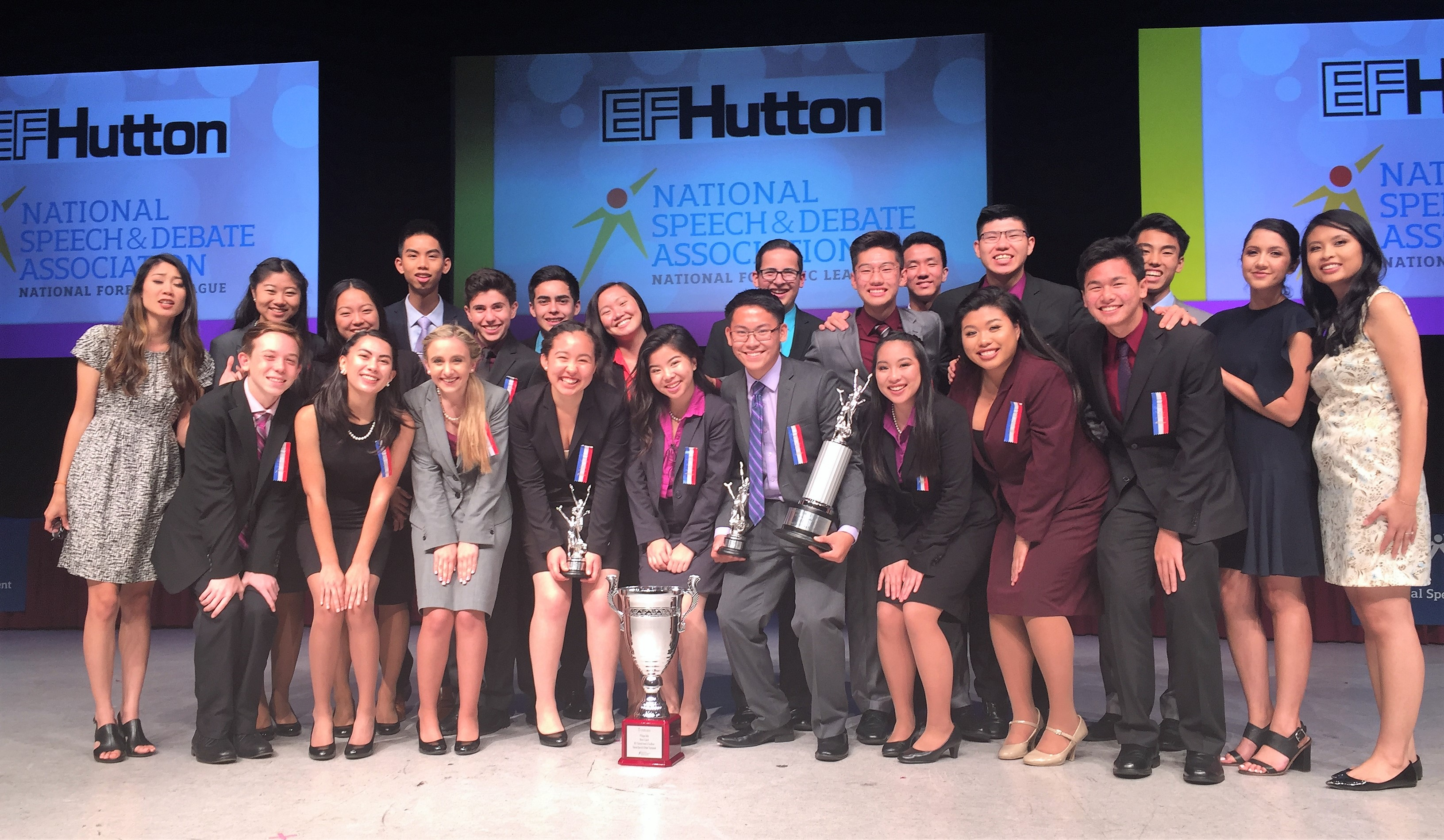 Gabrielino High Speech And Debate Program Earns Top Honors At