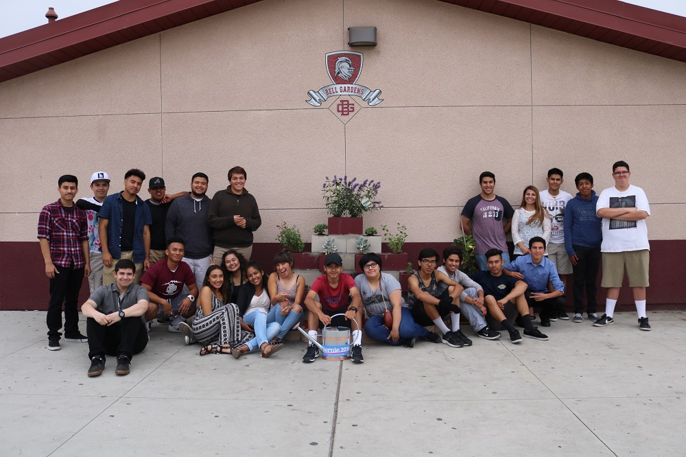 Montebello Unified Students Raise Awareness Of Social Justice Issues California School News