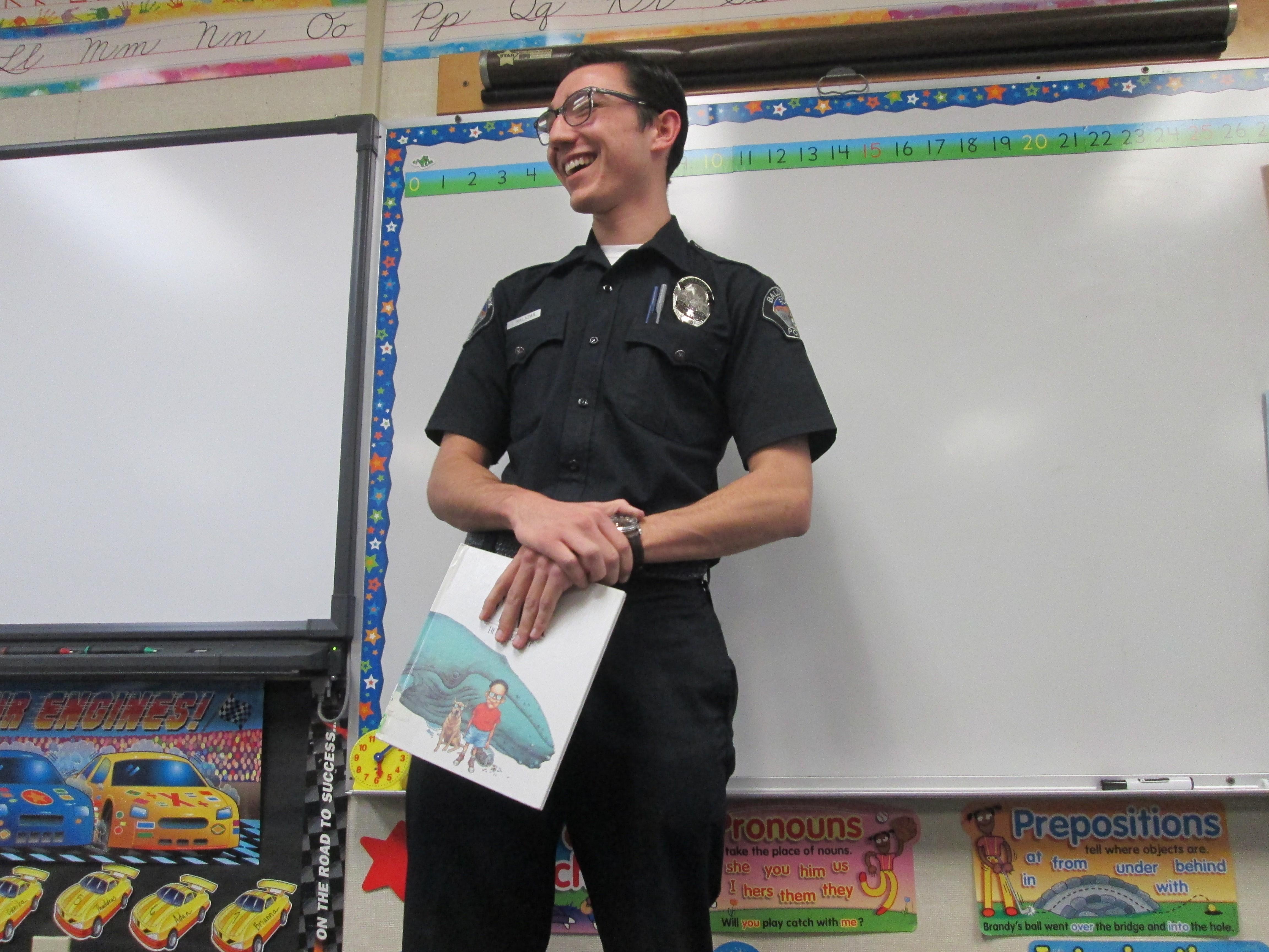 Community Leaders Join Baldwin Park Unified Schools For Read Across