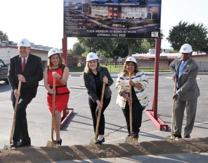 West Covina Unified Breaks Ground on Science/Career Technical