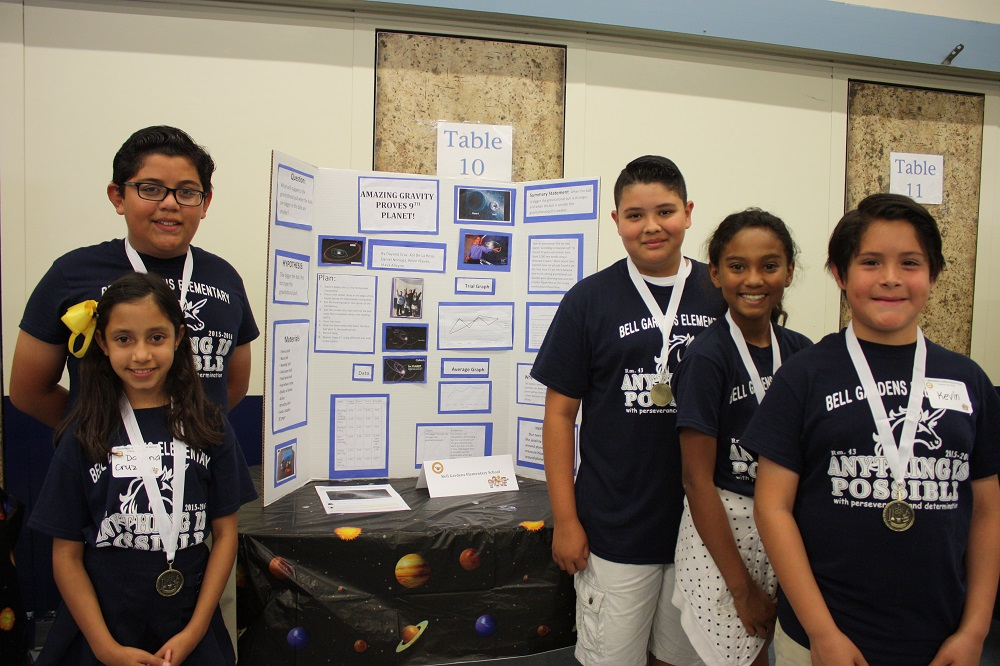 montebello unified science fair projects explore outer space a  montebello unified science fair projects explore outer space a decomposing apple and electricity