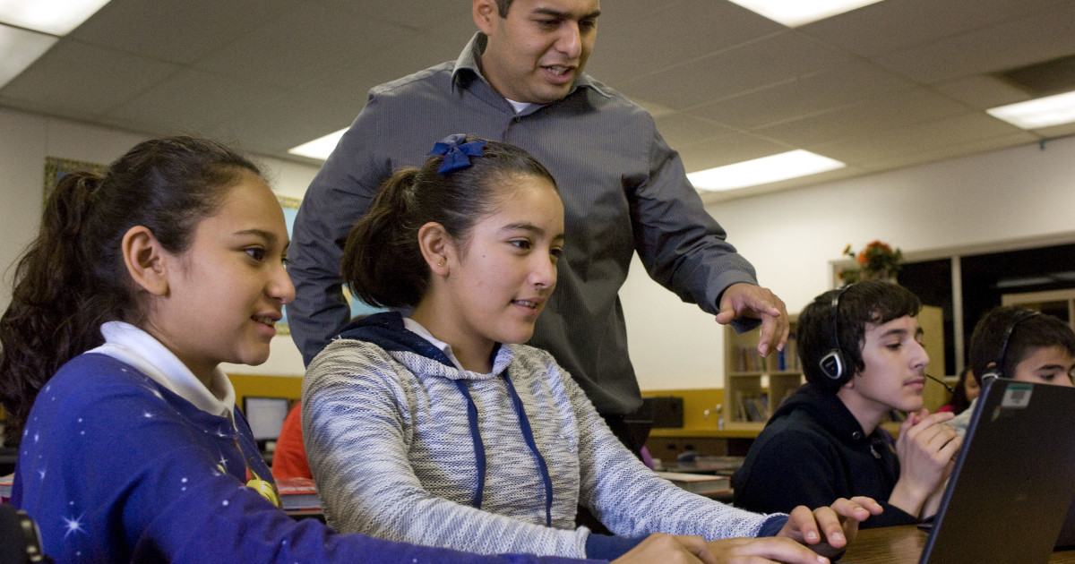 El Monte City School District Technology