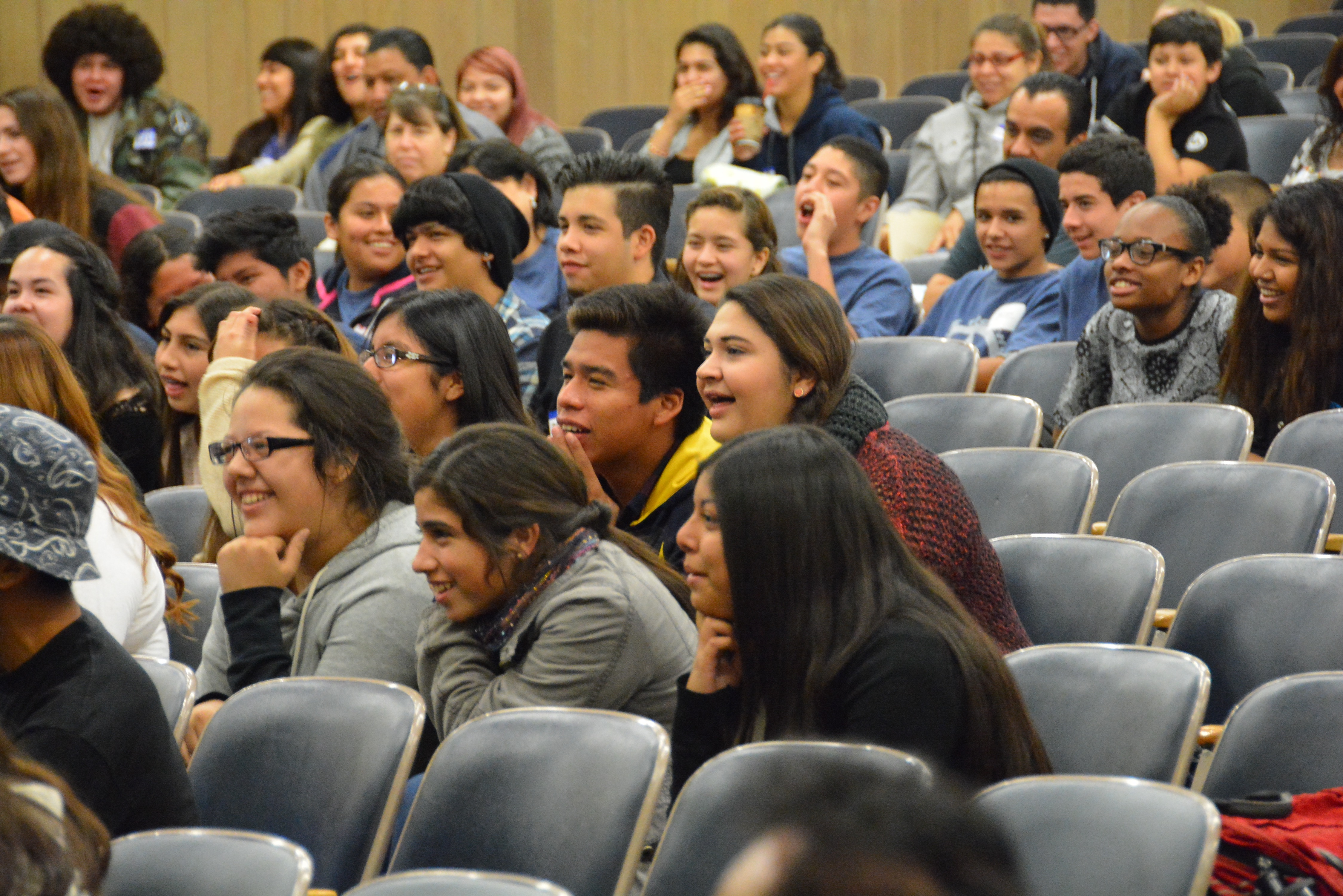 Bell Gardens Intermediate Hosts Sold Out National Teen Leadership